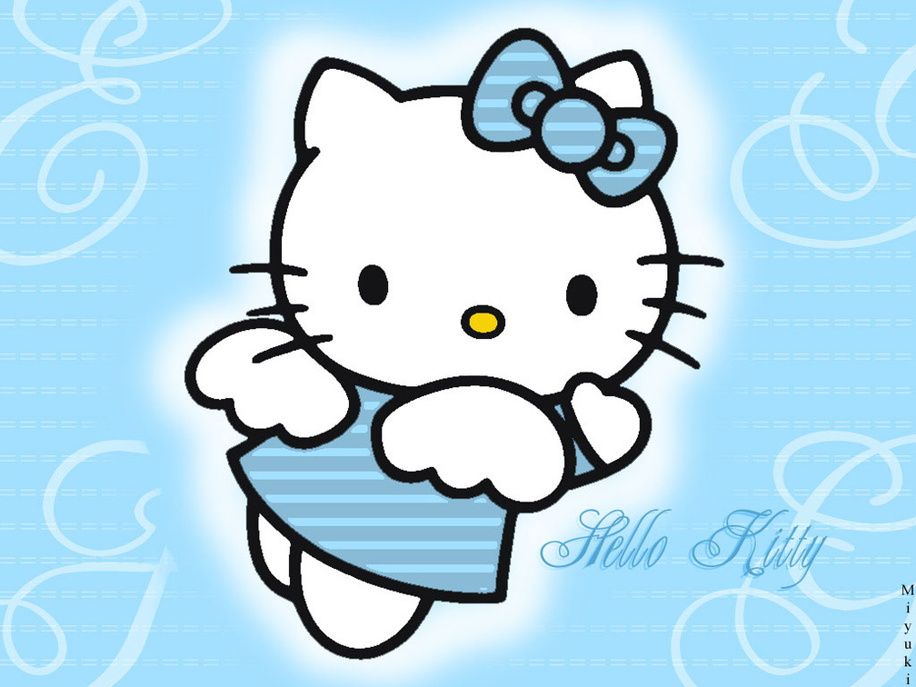 hello kitty www.fonds-ecran-gratuits.fr 1